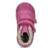 Rosa Knöchelschuhe mit Klettverschlüssen bubblegummer, 121-5618 - 17