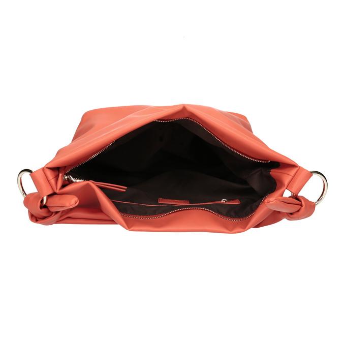 Damenhandtasche im Hobo-Stil bata, Rot, 961-5843 - 15