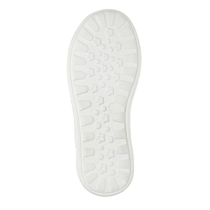 Gemusterte, rosa Mädchen-Sneakers mini-b, 221-5215 - 17