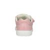 Gemusterte, rosa Mädchen-Sneakers mini-b, 221-5215 - 16