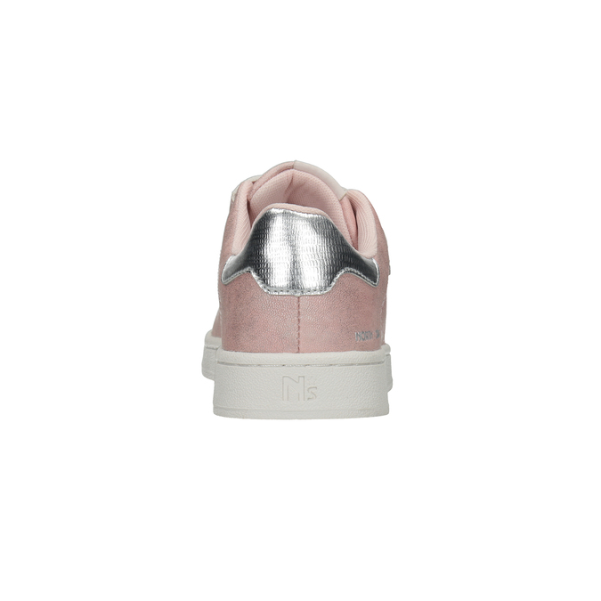 Legere, rosa Damen-Sneakers north-star, Rosa, 549-5604 - 15