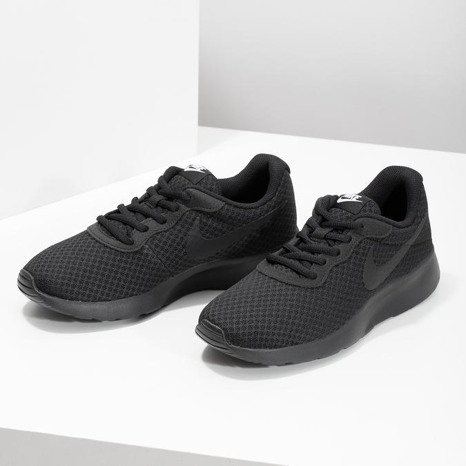 Schwarze Damen-Sneakers, Schwarz, 509-0157 - 16