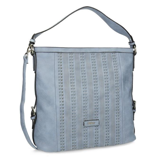 9619012 gabor-bags, Blau, 961-9012 - 13