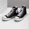 Knöchelhohe Damen-Sneakers converse, Schwarz, 589-6278 - 16